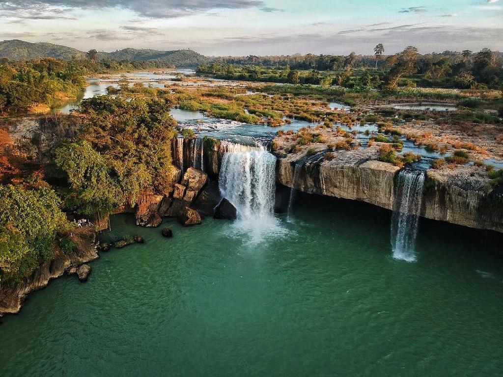 4 con thác hoang sơ, hùng vĩ tại Đắk Lắk hút du khách ghé thăm