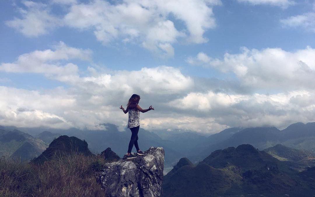 Cổng trời Quản Bạ - nơi giao thoa giữa đất trời Hà Giang