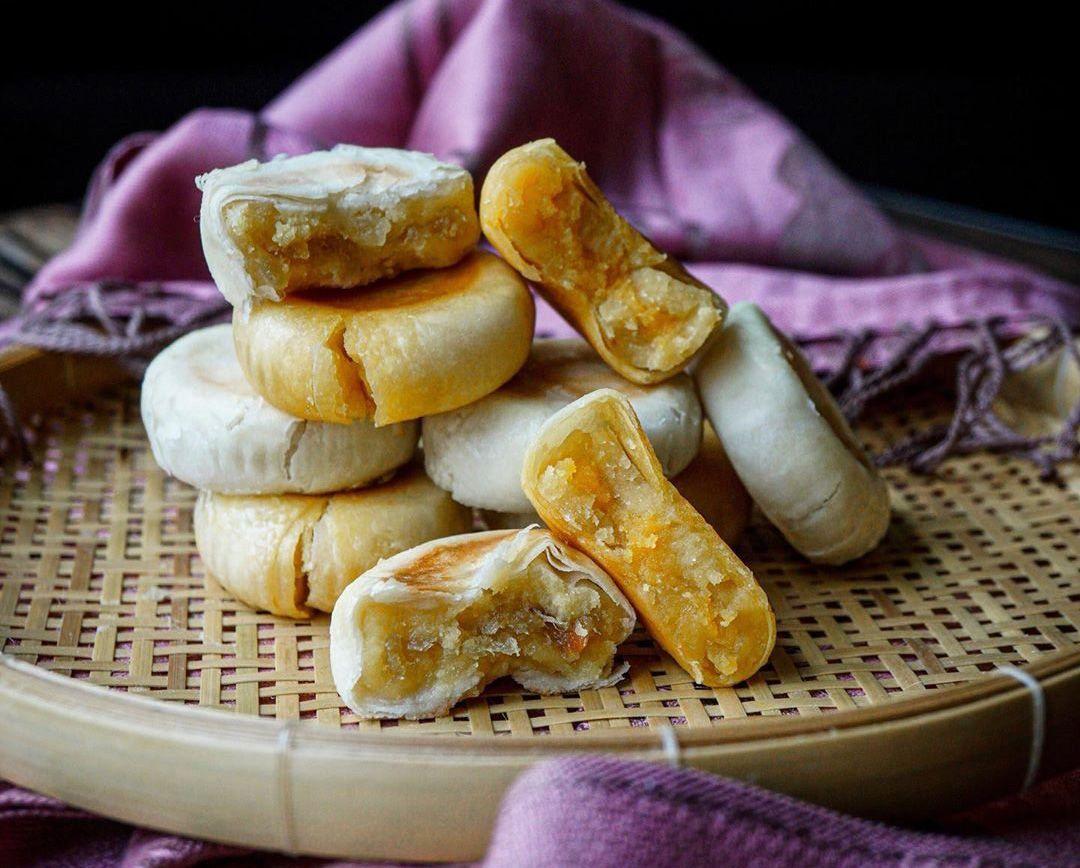 Bánh pía  - món bánh ngọt ngào mang hương vị độc đáo ở Sóc Trăng