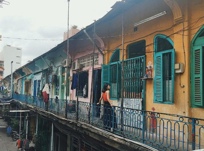 Sài Gòn - nơi lưu giữ những nét hoài cổ với văn hóa đặc trưng