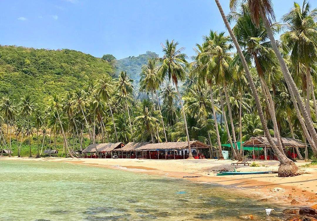 Quần đảo Nam Du hoang sơ, đẹp 'lịm tim' ở Kiên Giang