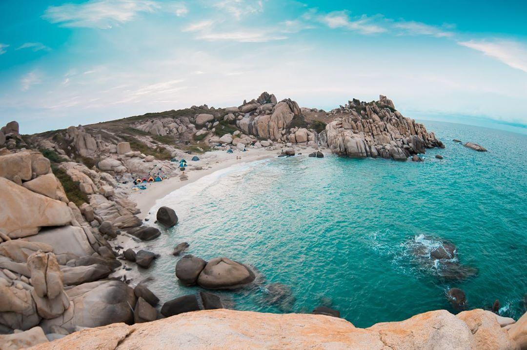 Kinh nghiệm du lịch đảo Cù Lao Câu nguyên sơ đẹp 'mê hồn'