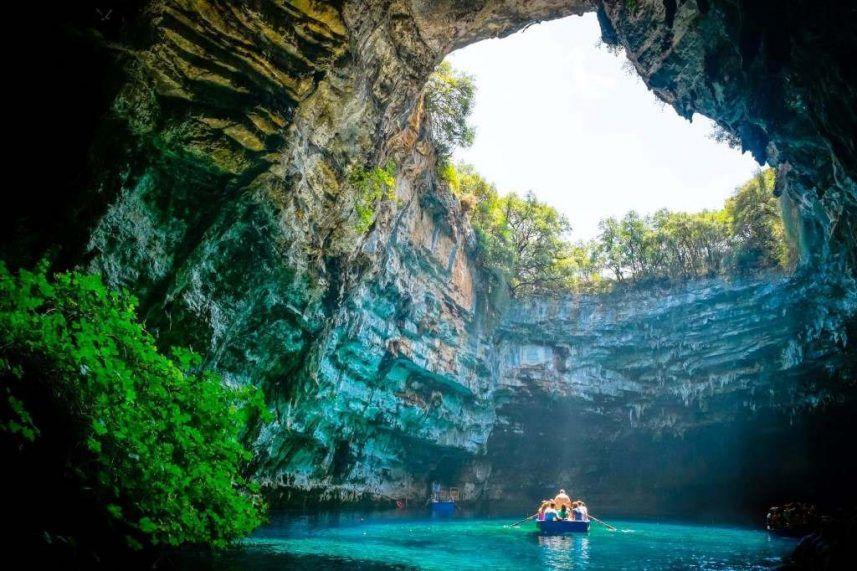 Choáng ngợp trước những hang động đẹp kỳ vĩ trong vườn quốc gia Phong Nha - Kẻ Bàng
