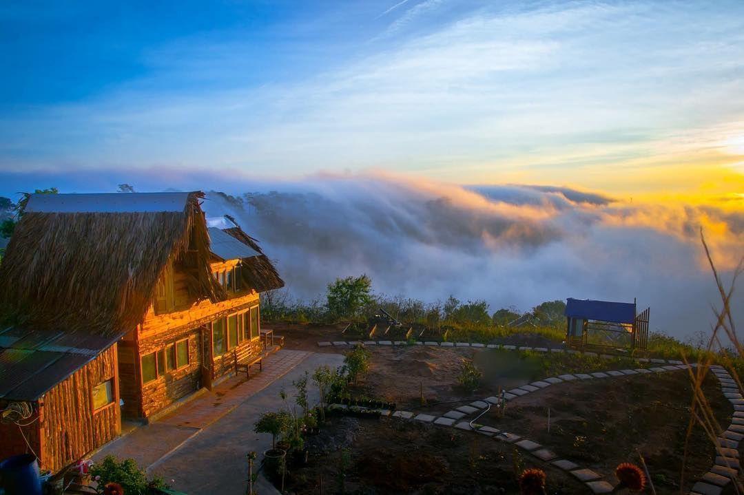 9 địa điểm săn mây đẹp như chốn 'bồng lai tiên cảnh' ở Đà Lạt