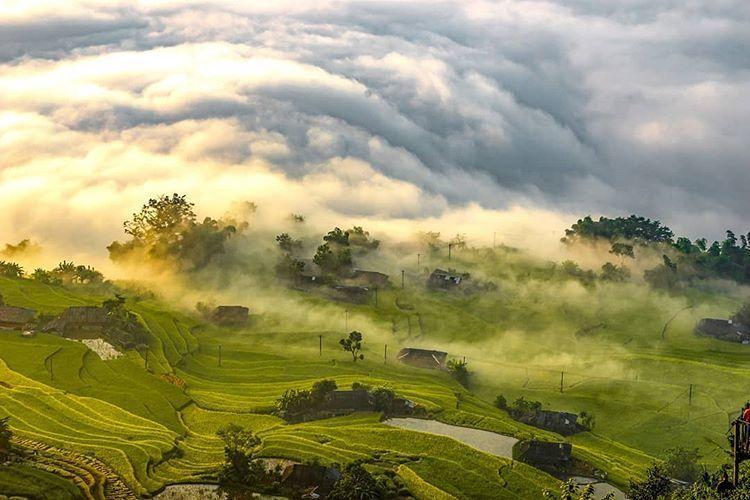 Hà Giang - mảnh đất mang vẻ đẹp miền sơn cước của Việt Nam