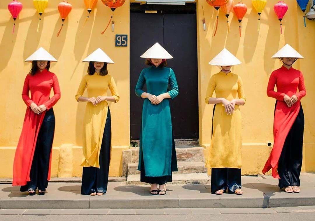 Áo dài Việt Nam và những điều có thể bạn chưa biết