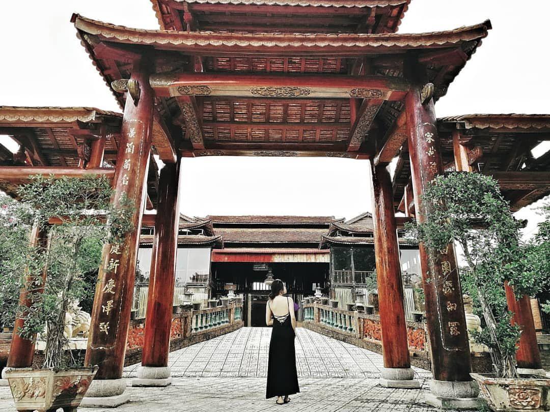 Làng cổ Phước Lộc Thọ - nơi lưu giữ những dấu tích cổ kính của làng quê Việt Nam