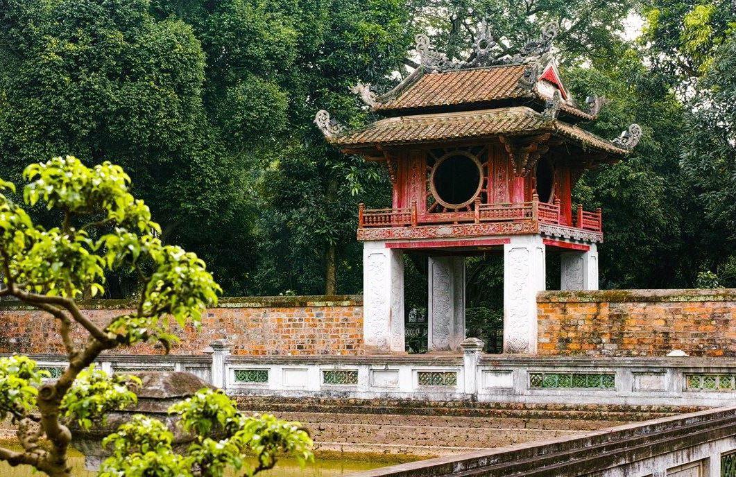 Khám phá Văn Miếu Quốc Tử Giám - trường đại học đầu tiên ở Việt Nam