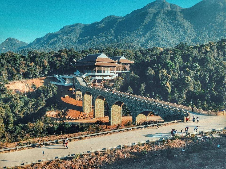 Tây Yên Tử - 'cái nôi' của Thiền phái Trúc Lâm ở Việt Nam