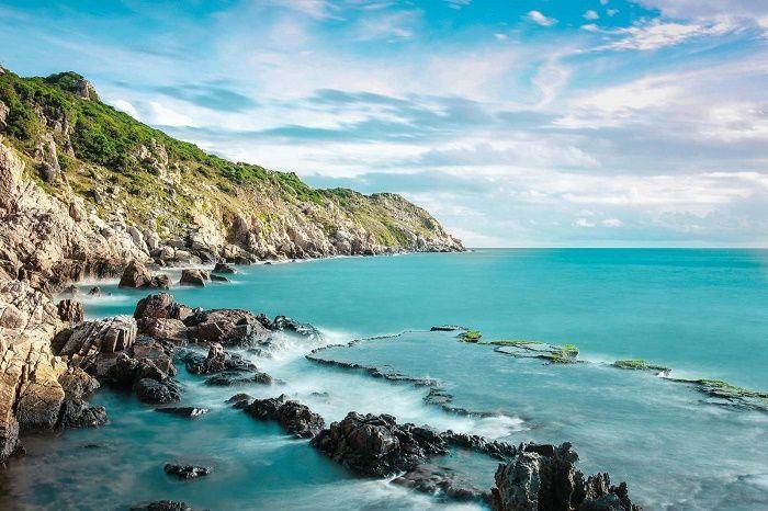 Lạc bước đến đảo Hòn Nghệ - 'viên ngọc mới' của Kiên Giang