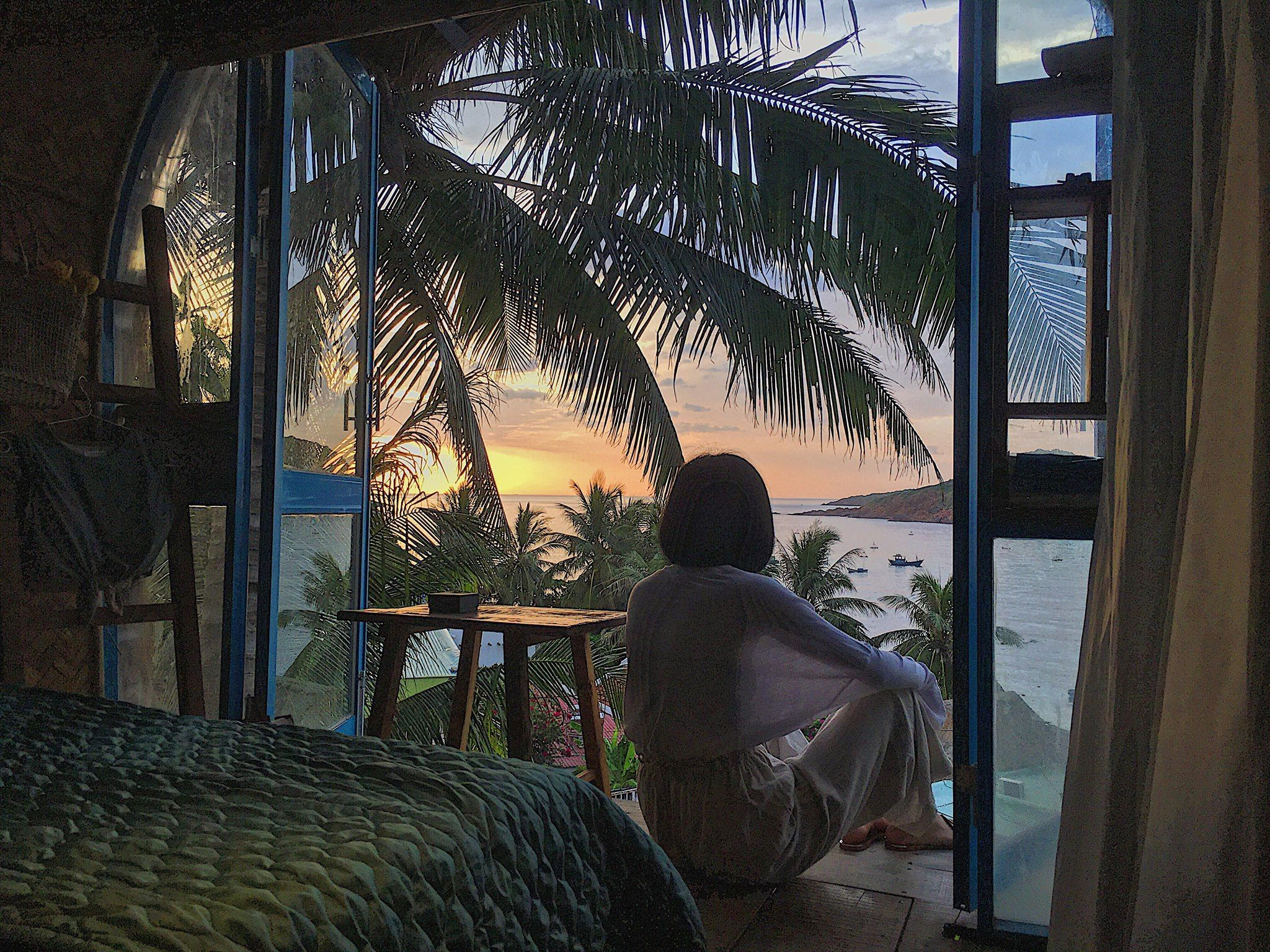3 homestay mộc mạc, có view biển đẹp nhất ở Quy Nhơn