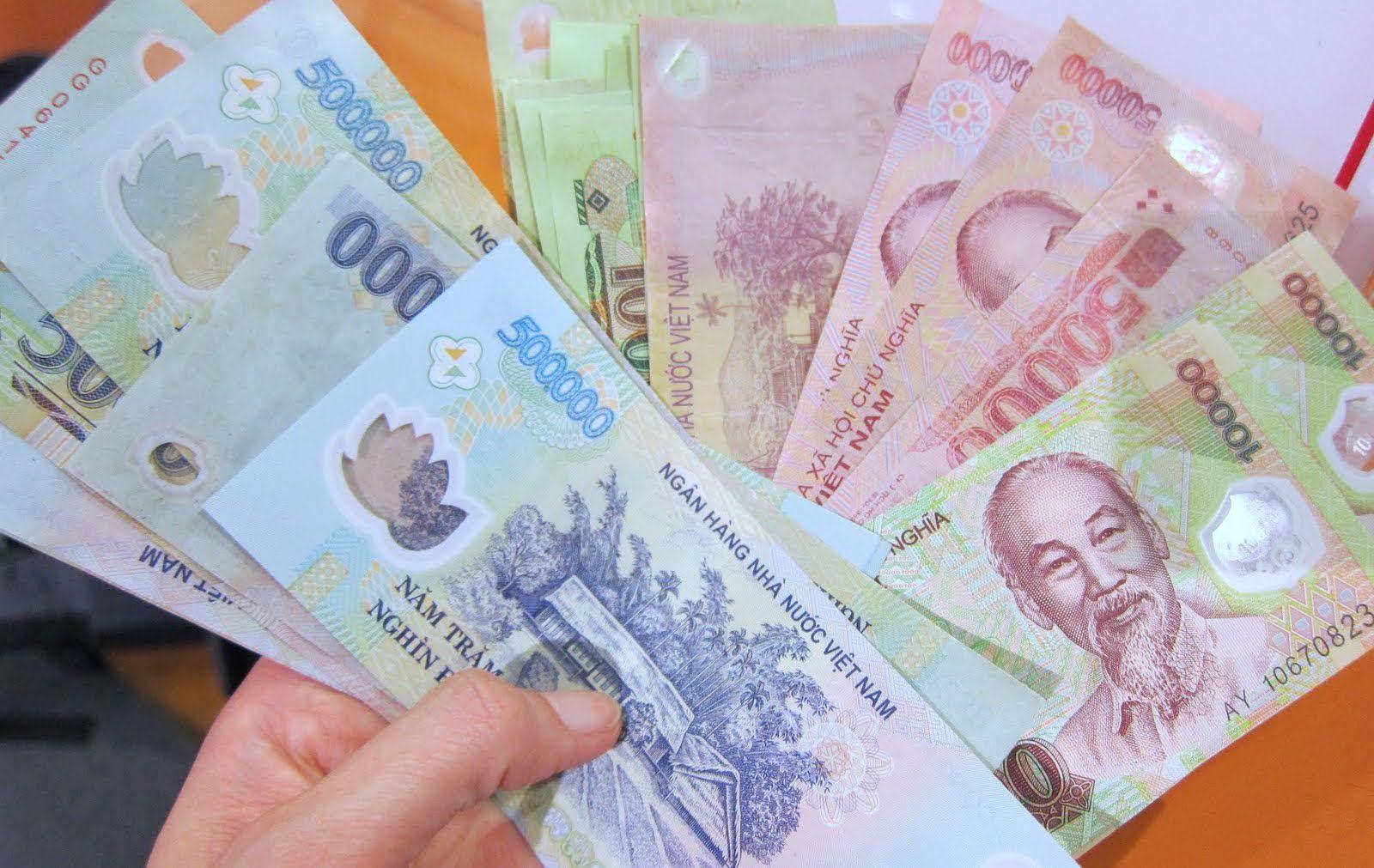 4 điều cần biết về tiền tệ Việt Nam khi đi du lịch