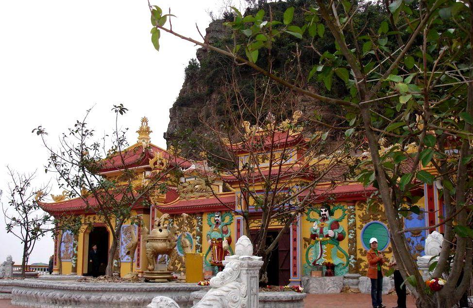Truyền thuyết bí ẩn về đền Bà Đế linh thiêng ở Hải Phòng