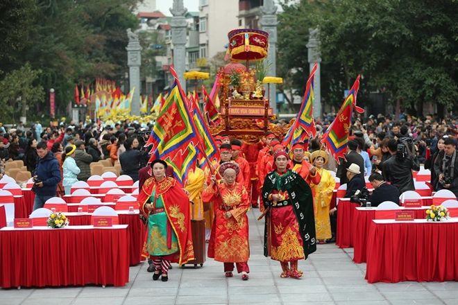 Nét huyền bí về lễ hội Gò Đống Đa ở Hà Nội