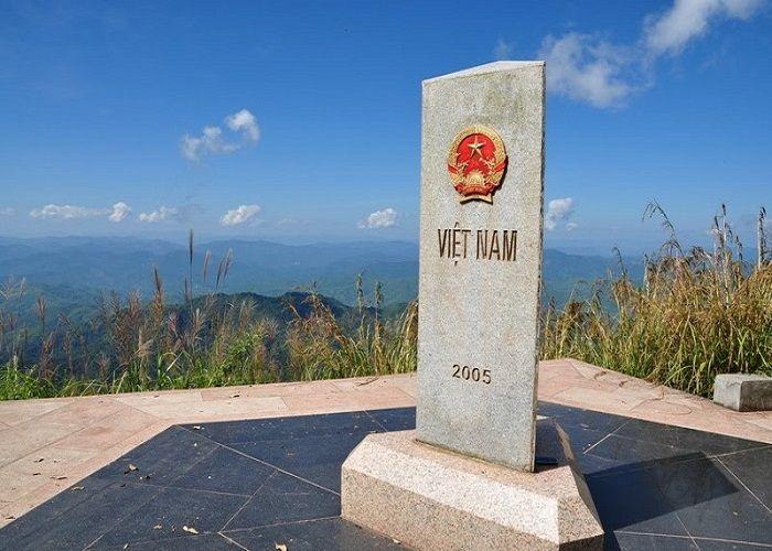 Chinh phục các cột mốc biên giới nổi bật ở Việt Nam