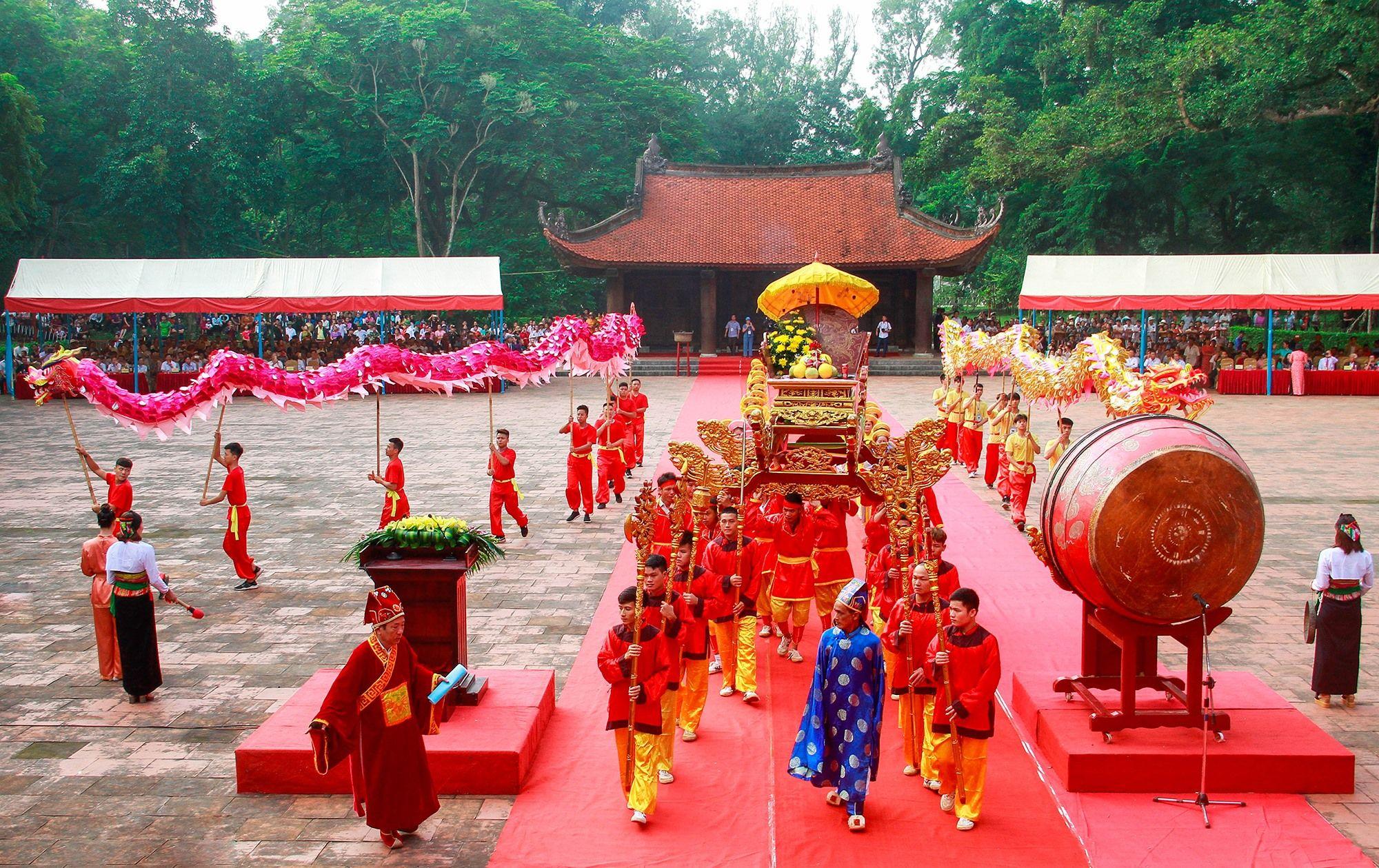 6 lễ hội văn hóa đặc sắc ở Thanh Hóa tạo sức hút lớn với du khách