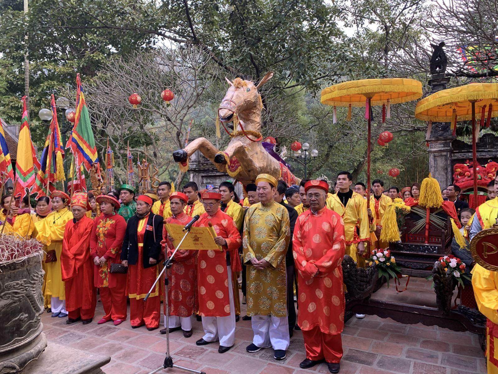 Những điều thú vị về Lễ hội Thánh Gióng - di sản văn hóa phi vật thể của nhân loại