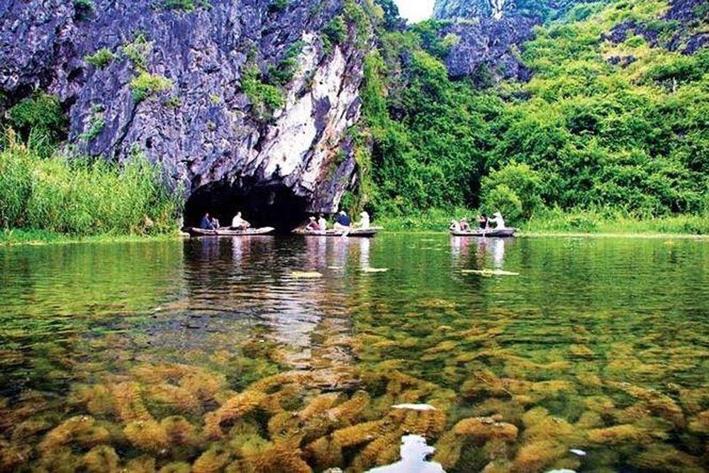 Ghé thăm đầm Vân Long non nước hữu tình đẹp 'mê hồn' ở Ninh Bình