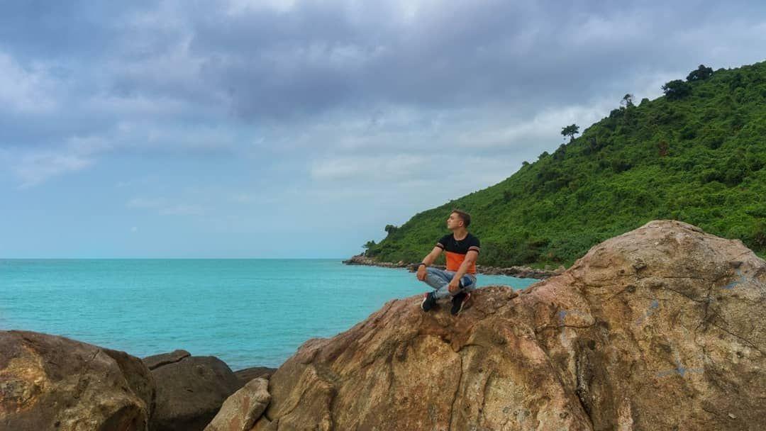 Bãi Chuối - điểm du lịch khám phá còn hoang sơ ít người biết ở Đà Nẵng