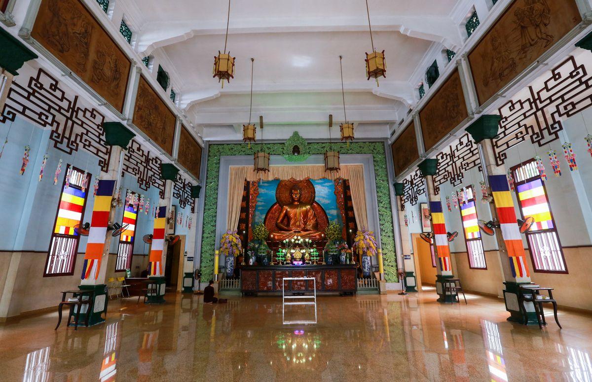 Chiêm ngưỡng tháp chuông lớn nhất ở Sài Gòn cùng nét tâm linh cổ-3.jpg