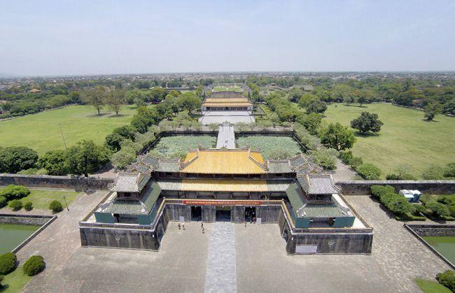 Lý giải tên gọi Ngọ Môn của Hoàng Thành Huế