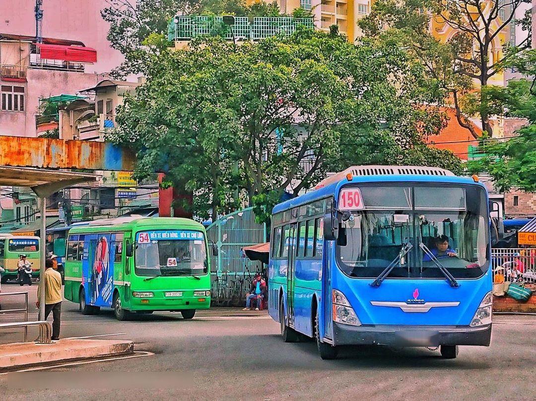 Muốn tham quan TP HCM bằng xe bus thì nên biết những thông tin này