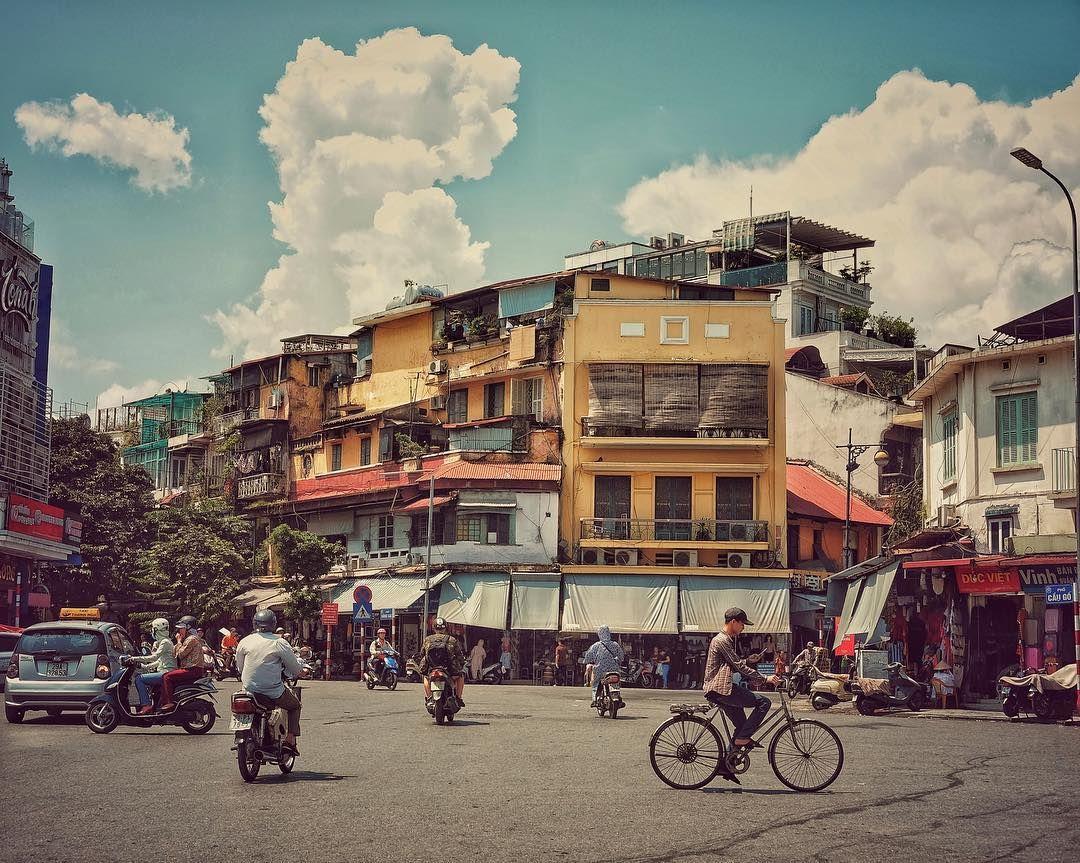 Những điều thú vị về tên gọi phố Hàng Ngang