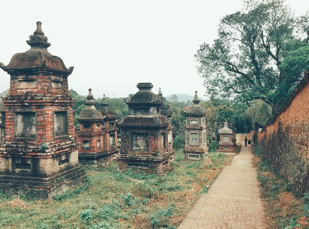 Chùa Bổ Đà - cổ tự tâm linh độc đáo bậc nhất Bắc Giang