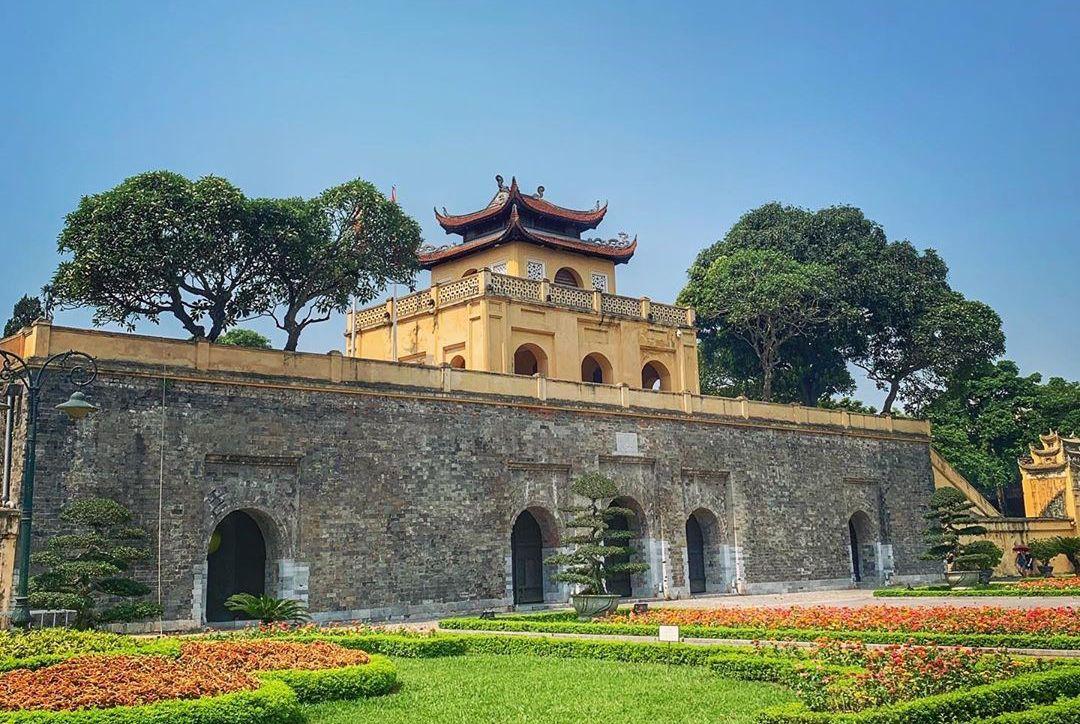Khu di tích Hoàng thành Thăng Long - nhân chứng lịch sử nghìn năm của Hà Nội