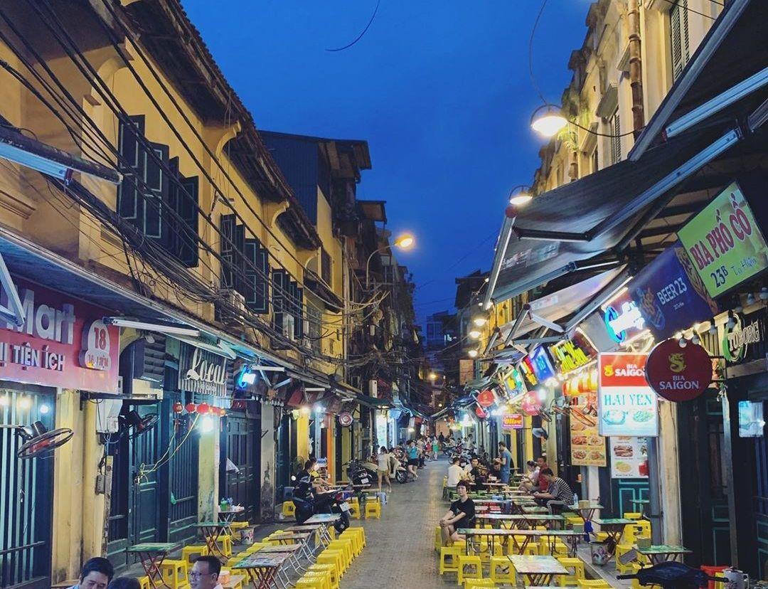 Khám phá nét đẹp nghìn năm ở phố cổ Hà Nội
