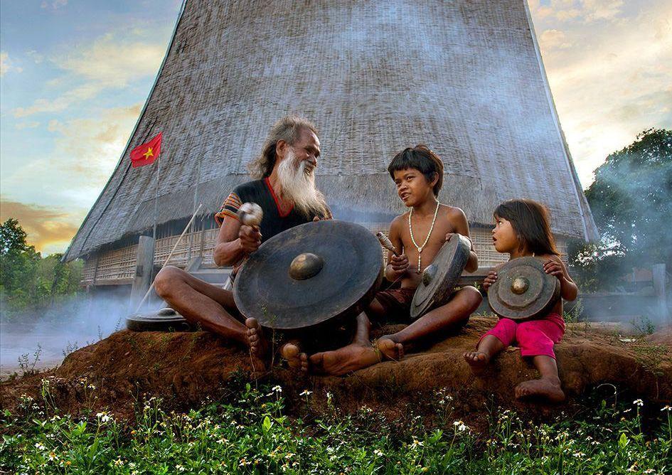 Những điều thú vị về văn hóa cồng chiêng Tây Nguyên - di sản văn hóa phi vật thể của nhân loại
