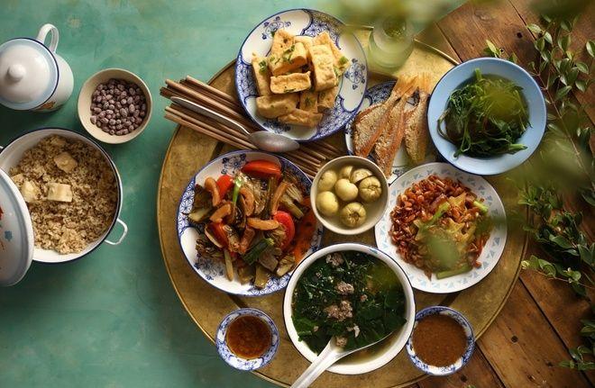 7 điều đặc biệt về nét văn hóa trong bữa cơm gia đình của người Việt