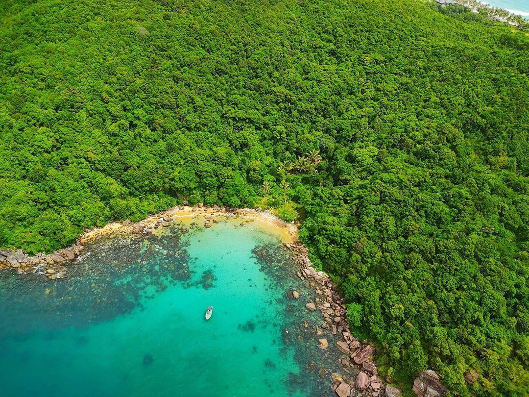 Trải nghiệm một ngày tham quan đảo Hòn Thơm thơ mộng