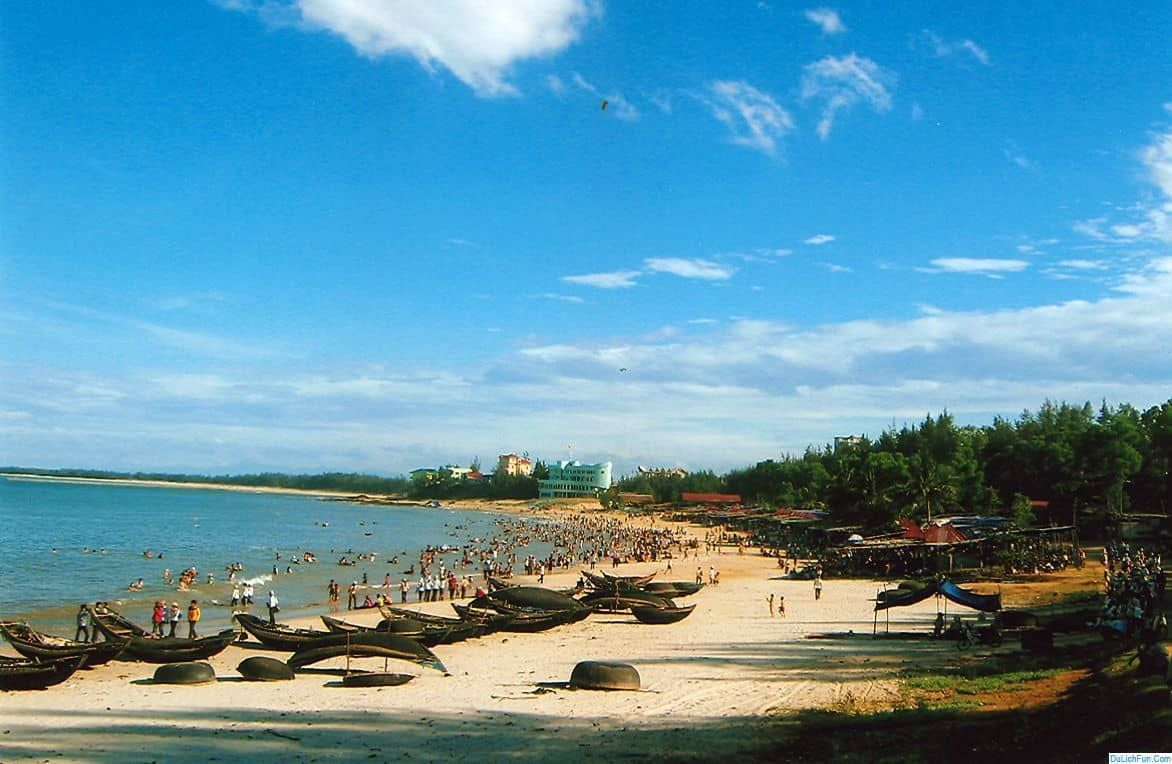 The ideal tourist destinations in Quang Binh - Quang Tri captivating visitors