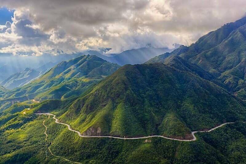 Có gì ở đèo Ô Quy Hồ - một trong 'tứ đại đỉnh đèo' của vùng Tây Bắc