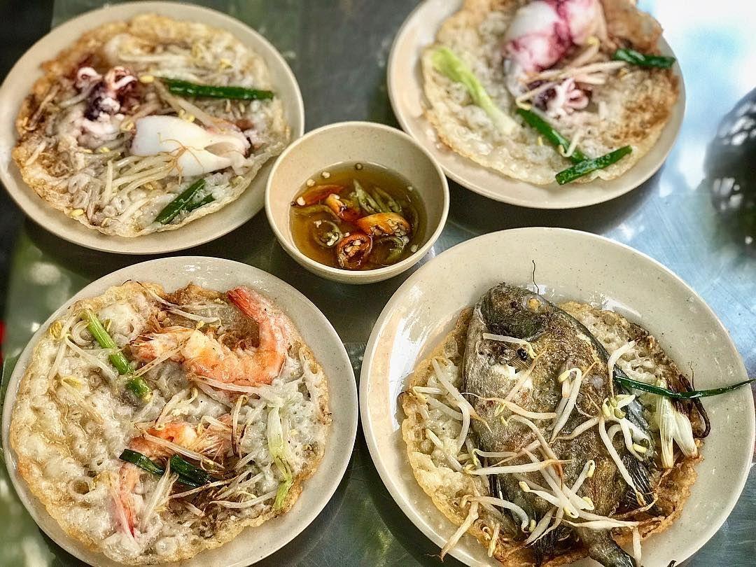 Đặc sản bánh xèo cá kình siêu ngon chỉ có ở làng Chuồn