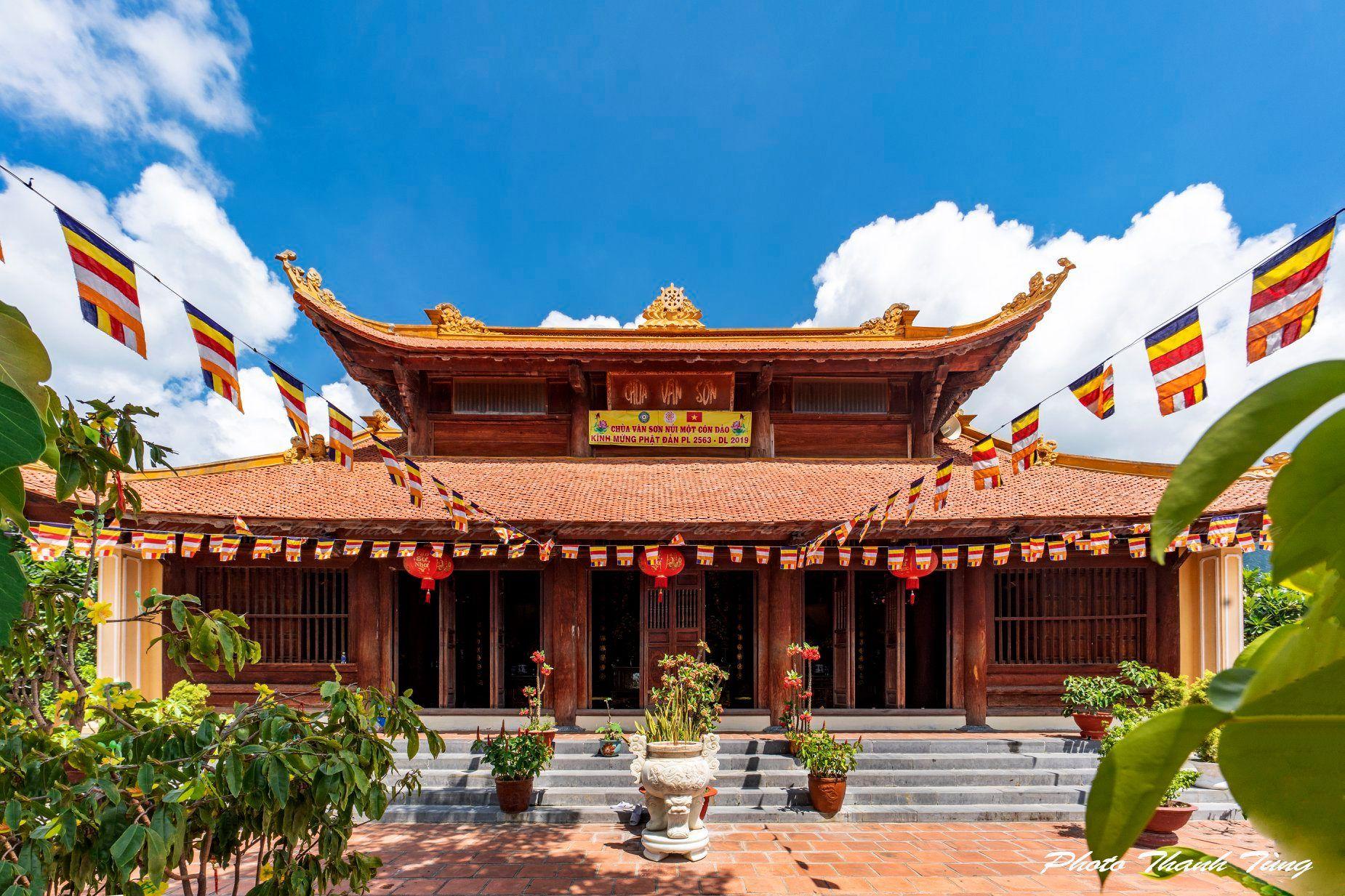 Vân Sơn Tự - ngôi chùa duy nhất trên Côn Đảo có gì hấp dẫn?
