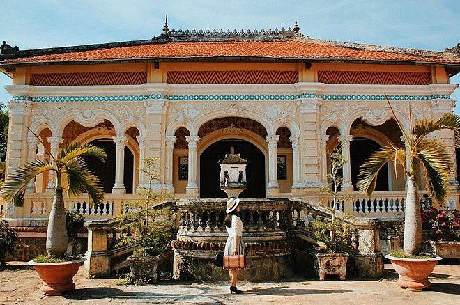Đến Vĩnh Long tham quan nhà cổ Cai Cường hơn 130 năm tuổi