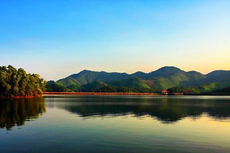 Hồ Núi Cốc và truyền thuyết tình yêu muôn thuở thú vị