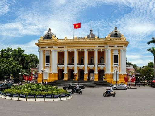 The three tourist attractions with a long history of Hanoi