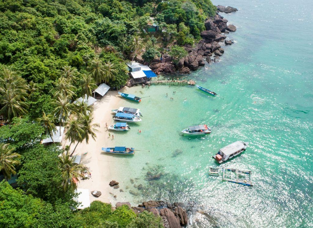 6 điểm du lịch nổi tiếng ở Nam đảo Phú Quốc