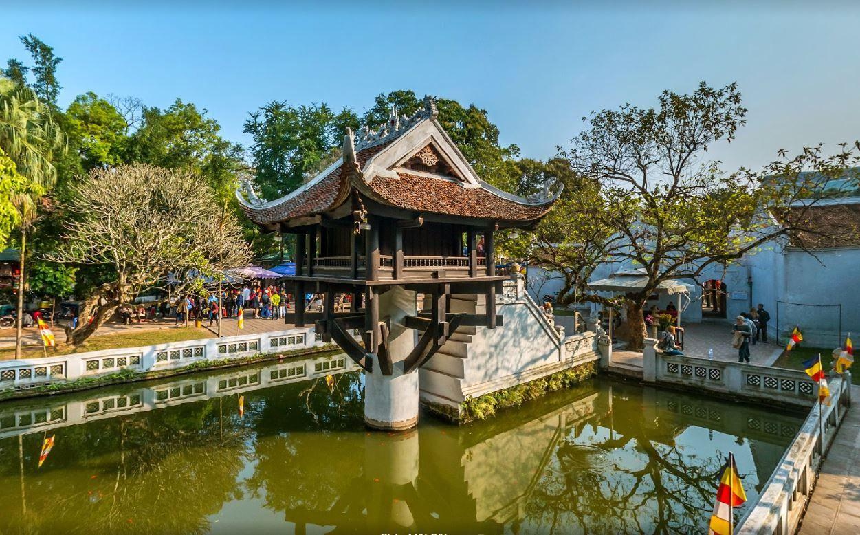 Đến thăm chùa Một Cột - biểu tượng văn hóa nghìn năm của Việt Nam