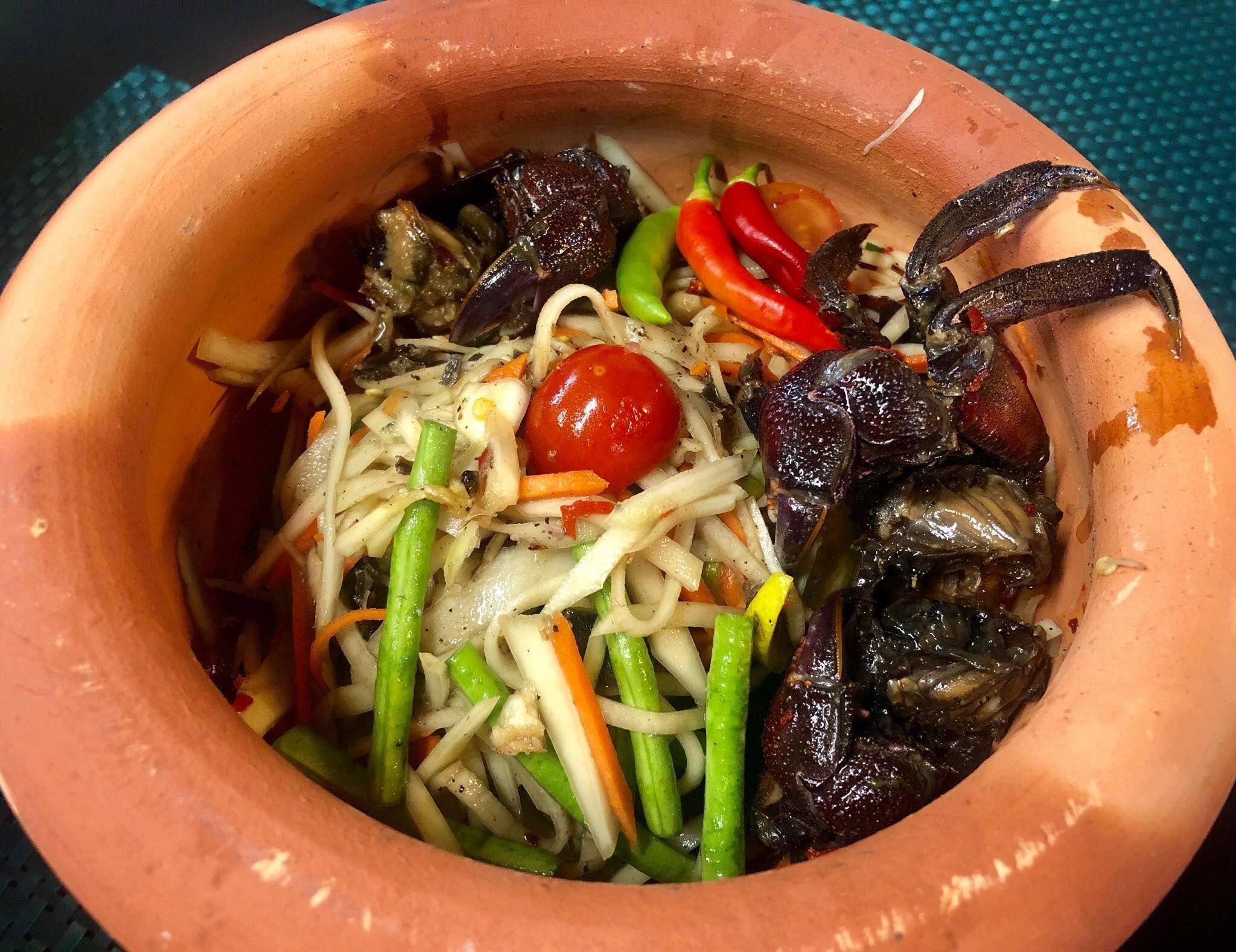5 món ăn thơm ngon 'trứ danh' ở đất mũi Cà Mau