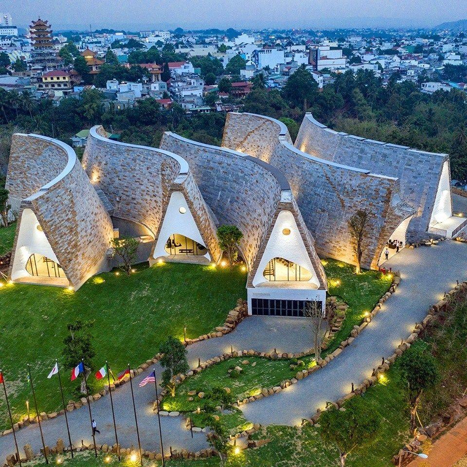 Độc đáo Bảo tàng Thế giới Cà Phê ở Buôn Ma Thuột