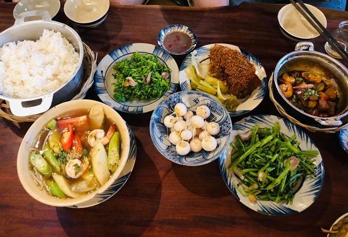 4 quán cơm đậm hương vị Việt Nam ở quận 1, TP HCM