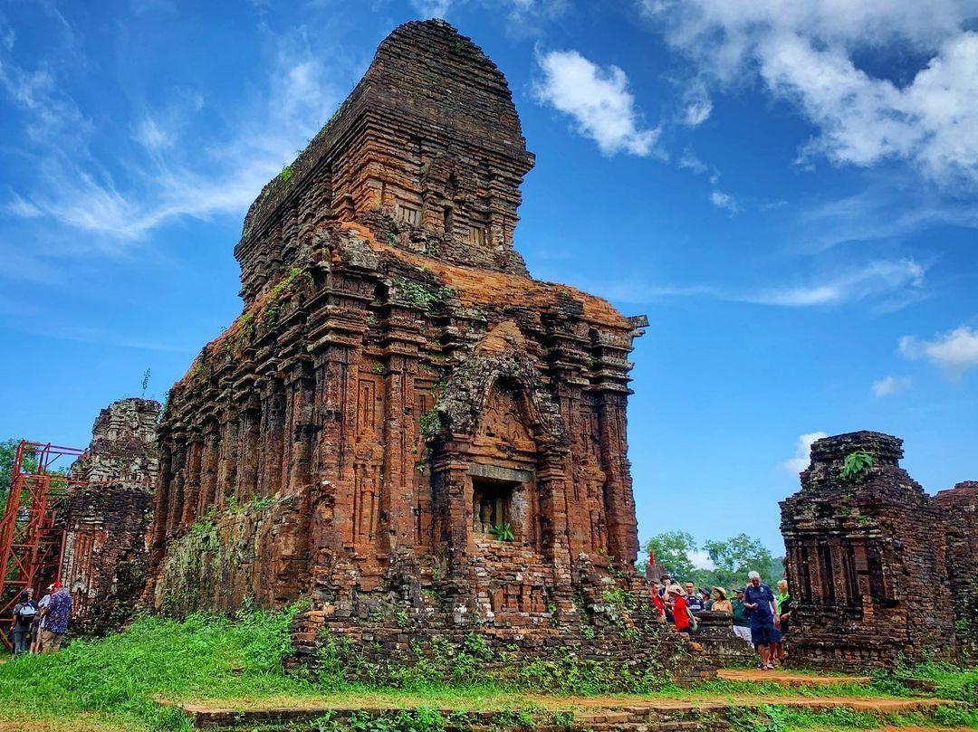 Mỹ Sơn - thánh địa huyền bí, lâu đời nhất Việt Nam