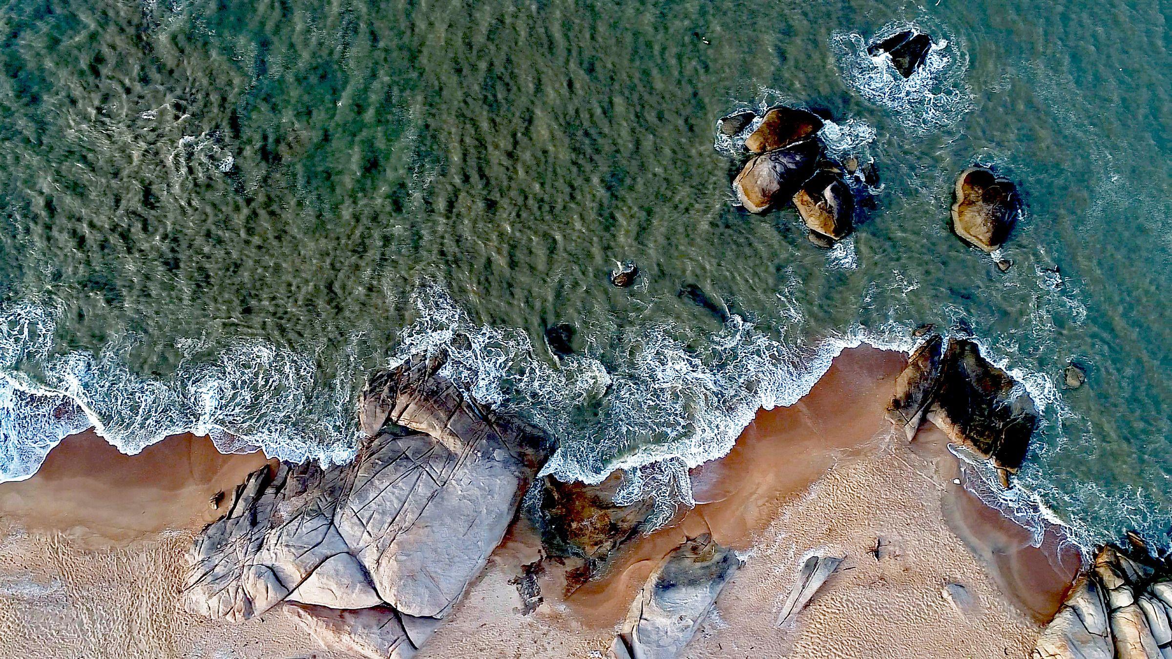 Hồ Tràm - bờ biển đẹp như tranh vẽ ngay ở Vũng Tàu khiến du khách