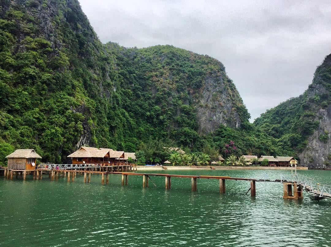 Đảo Nam Cát được mệnh danh là 'thiên đường' hoang sơ và nên thơ