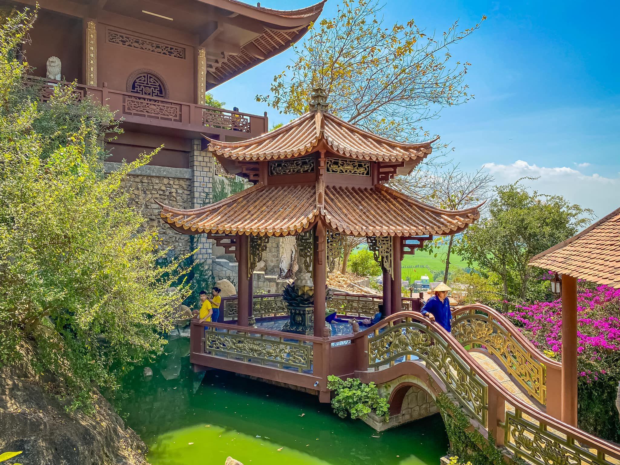 4 ngôi chùa có kiến trúc độc đáo, đẹp bậc nhất An Giang