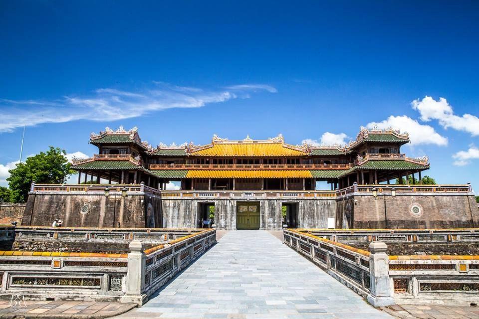 Ngọ Môn - biểu tượng lịch sử của Kinh thành Huế